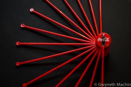 Drink Balance Art Sculpture