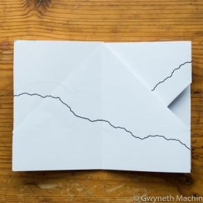 Artist Book 'Linescape' - 2017